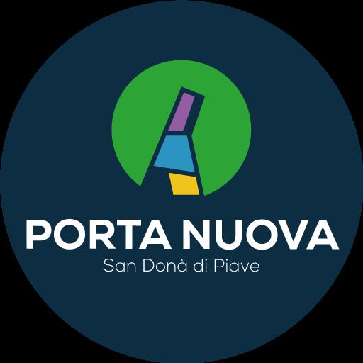 Logo Porta nuova circle